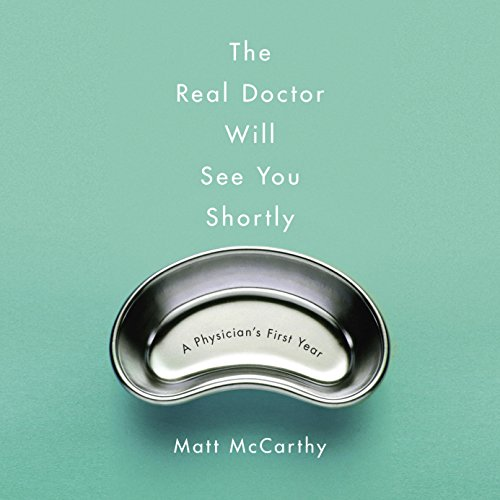 The Real Doctor Will See You Shortly cover art