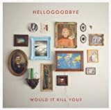 Songtexte von hellogoodbye - Would It Kill You?