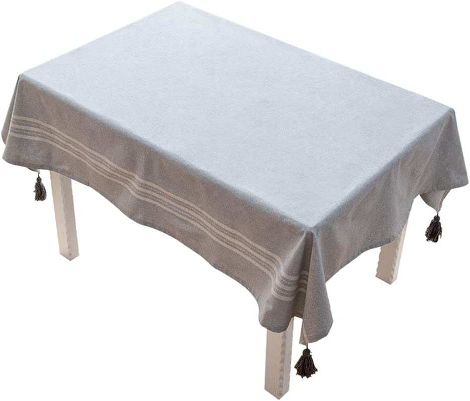 TUOL1AO Excellence Japanese Tablecloth Now free shipping Fabric Cotton Small Linen and Fresh