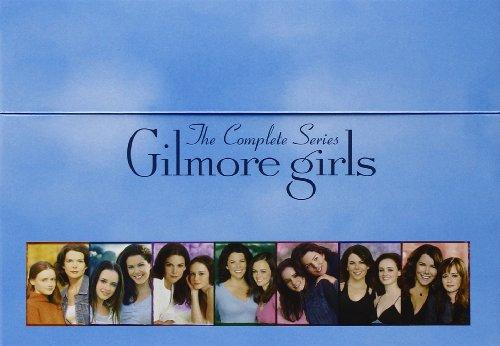 Gilmore Girls Season 1 7 42 Discs (Dvd Box) [Edizione: Regno Unito] [Reino Unido]