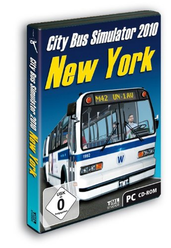 City Bus Simulator - [PC]