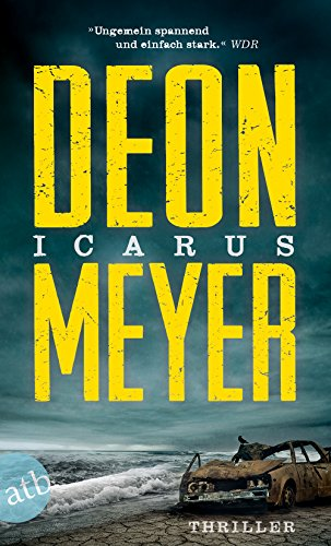 Icarus: Thriller (Benny Griessel Romane, Band 5)