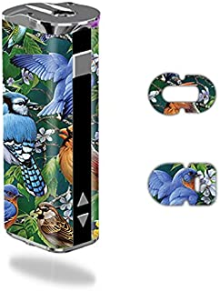 MightySkins Skin Compatible with Eleaf iStick 30W – Backyard Gathering | Protective, Durable, and Unique Vinyl Decal wrap Cover | Easy to Apply, Remove, and Change Styles | Made in The USA