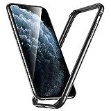 ESR iPhone 11 Pro ケース アイホン 11 Pro 衝撃吸収バンパー ケース 【スリム 軽量 電波影響無し 安心保護 ストラップホール付き】5.8インチ iPhone 11 Pro 專用スマホケース (グレー)