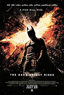 The Dark Knight Rises Poster Movie (27 x 40 Inches - 69cm x 102cm) (2012) (Style G)