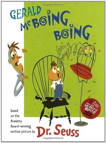 Gerald McBoing Boing by Dr. Seuss (February 15,2000)