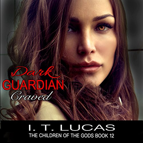 Dark Guardian Craved audiobook cover art