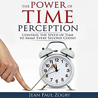 The Power of Time Perception cover art