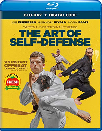 The Art of Self-Defense [Blu-ray]