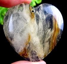 8pcs wholesale pretty colors Millefiori Glass carved heart Pendant BA1995