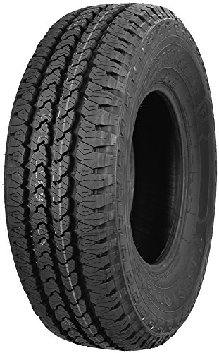 Firestone Transforce AT2 All-Season Radial Tire - LT265/75R16 123R