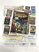 マーベル MARVEL コミックアートポーチ 全6種 アイアンマン スパイダーマン ハルク キャプテン・アメリカ ソー