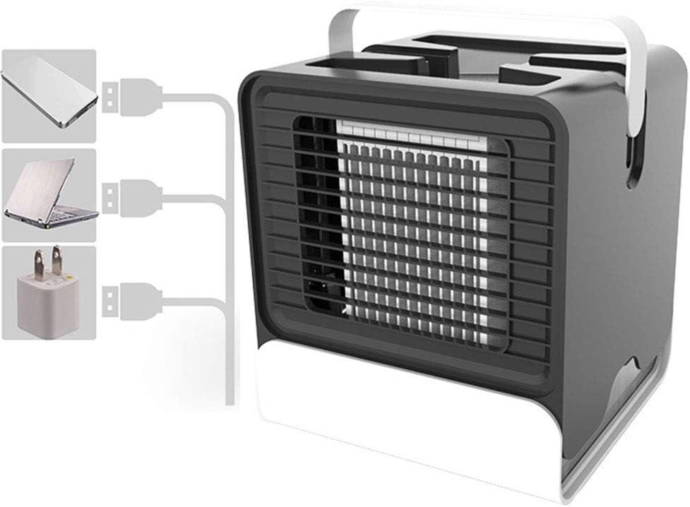 GaLon Mini Ultra-Cheap Deals Air Cooler Small 3 in Conditioner 1 Max 86% OFF Anion