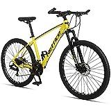 Neffice 27.5' Mountain Bike Mens 24 Speed All-Terrain Mountain Bike,...