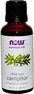 Now Foods Essential Oils Camphor, 30 ml