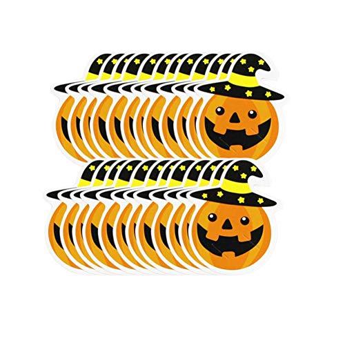LINKLANK - Biglietti di Halloween per lecca-lecca lecca, 50...