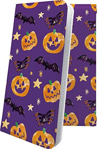 スマートフォンケース・GRANBEAT DP-CMX1(B)・互換 ケース 手帳型 蝙蝠 こうもり ハロウィン ハロウィーン かぼちゃ 女の子 女子 女性 レディース グランビート オンキョー オンキョウ 手帳型スマートフォンケース・キャラクター キャラ キャラスマートフォンケース・dpcmx1 dp-cmx1 cmx1 ユニーク おもしろ おもしろケース [xmG33688c5z]