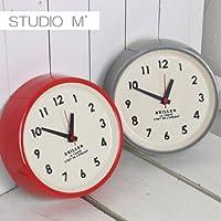 スタジオM'(スタジオエム) briller(ブリエ) 時計 赤(103771)