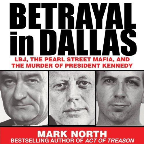 Betrayal in Dallas audiobook cover art