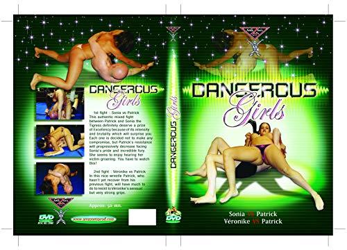 French Topless mixed wrestling - Dangerous girls (Female vs Male) DVD Amazon's Prod