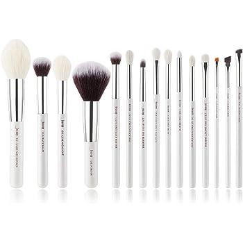 Set de Brochas de Maquillaje Jessup, Brocha para ojos, Corrector de rubor, Base de maquillaje, Kits de herramientas de belleza para resaltar la belleza de los cosméticos, T242: Amazon.es: Belleza