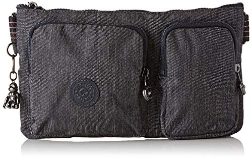 Kipling PRESTO UP Taschenorganizer, 28 cm, 1 L, Active Denim