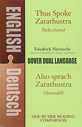 Thus Spoke Zarathustra (Selectio...