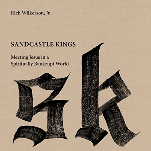 Sandcastle Kings audiobook cover art