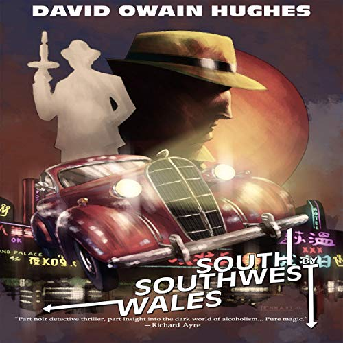 South By Southwest Wales audiobook cover art