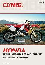 Honda CR250 1988-1991 - CR500R 1988-2001 (CLYMER MOTORCYCLE REPAIR)