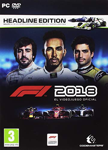 F1 2018 Headline Edition, Windows