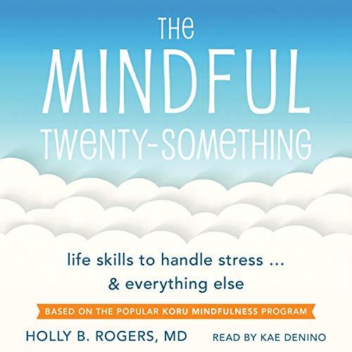 The Mindful Twenty-Something cover art