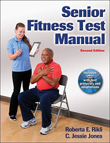 Senior Fitness Test (English Edition)