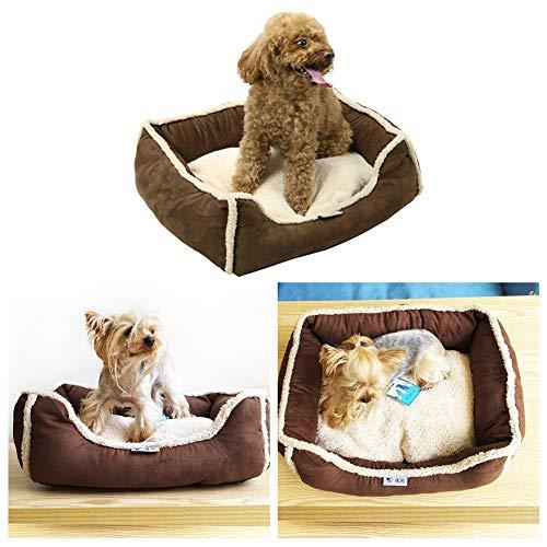 Nfudishpu Self-warming cat blanket - 55x45cm large self-heating blanket cat - cuddly soft Sherpa electric blanket For bedroom