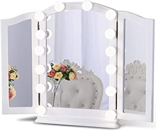 Best mirror with bulbs around Reviews