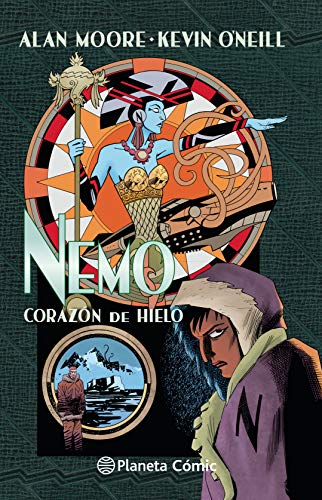 The League of Extraordinary Gentlemen Nemo Corazón de hielo (Biblioteca Alan Moore)