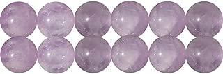 Best lavender quartz beads Reviews