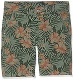 Pepe Jeans BLUEBURN Short Floret Bañador, Verde (Casting 674), 11-12 años (Talla del Fabricante: 12) para Niños