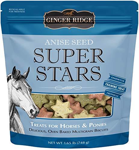 Ginger Ridge Super Star Horse Treat…