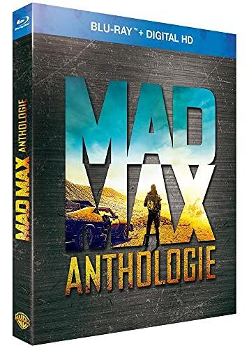 Mad Max Anthologie - Coffret Blu-Ray [Blu-ray]