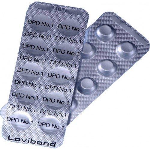 Lovibond DPD No 1 Free Chlorine Tablets - 250