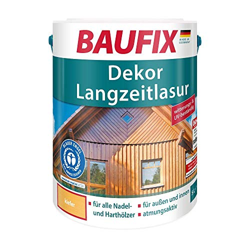 BAUFIX Dekor Langzeitlasur, kiefer, 5L