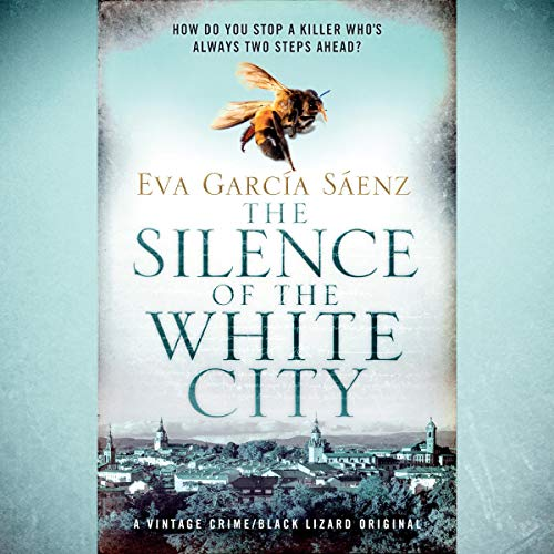 The Silence of the White City cover art