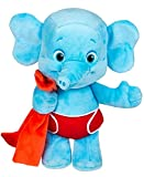Snap Toys Word Party - Bailey 10' Stuffed Plush Snuggle and Play Baby Elephant with Blanket - from The Netflix Original Series - 18+ Months