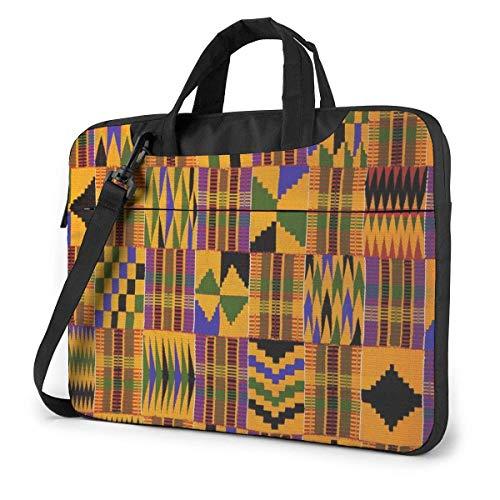 15.6 inch Laptop Shoulder Briefcase Messenger Bohemian Cloth Tablet Bussiness Carrying Handbag Case Sleeve
