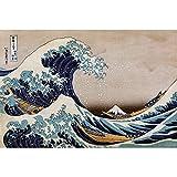 Poster The Great Wave Off Kanagawa