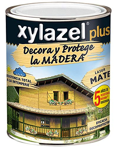 Xylazel M57895 - Decor mate nogal 750 ml