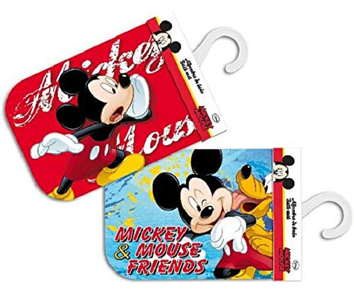 Disney Tapis de Bain Mickey Mouse 60 x 100cm