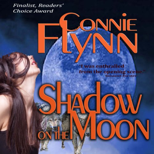 Shadow on the Moon audiobook cover art