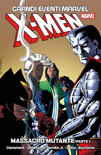 Massacro mutante. X-Men: 1